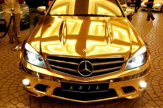 بالصور أغلى 5 سيارات معدلة في العالم 2015
