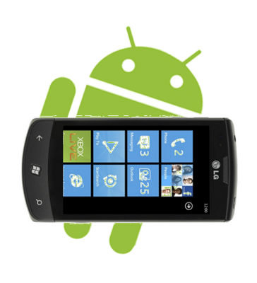 طريقة نقل الصور وجهات الاتصال من هاتف اندرويد إلى ويندوز فون 2015