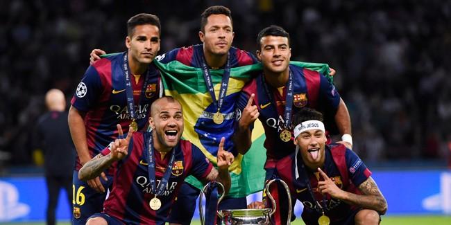 تعرف على موعد انطلاق تدريبات برشلونة في موسم 2015/2016