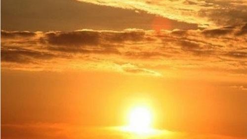 حالة الطقس ودرجات الحرارة اليوم