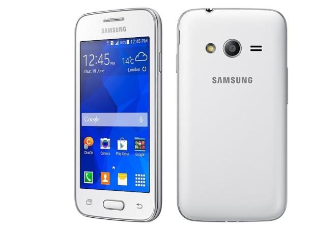 ������� ���� ���� Galaxy V Plus ������ 2015