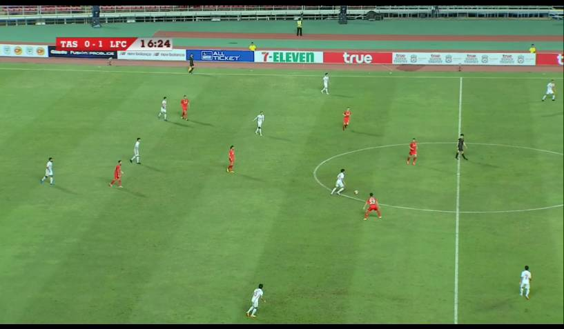 ���� ��� ������ Liverpool VS Thailand all stars ����� �������� 14/7/2015