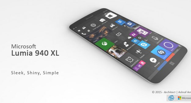 ����� ����� �� ���� ��� ����� Lumia 940 �Lumia 940 XL