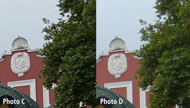 بالصور مقارنة بين صور كاميرا هاتف lg g4 وجالاكسى اس 6