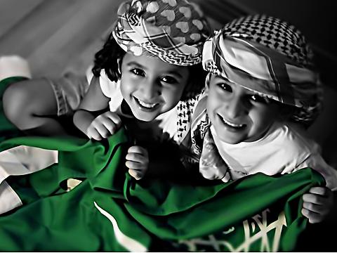 صور بوستات ومنشورات وتغريدات عن اليوم الوطني السعودي 85
