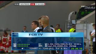 Bayern TV Feed����� ������� 3/8/2015
