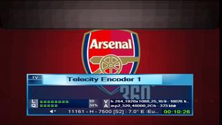 ���� ��� Arsenal TV ����� ������� 7/9/2015