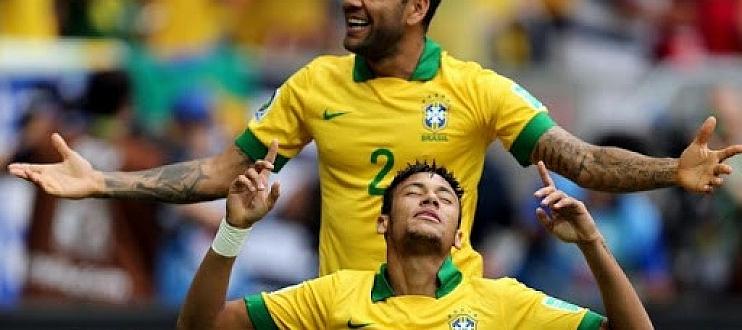موعد وتوقيت مشاهدة مباراة البرازيل