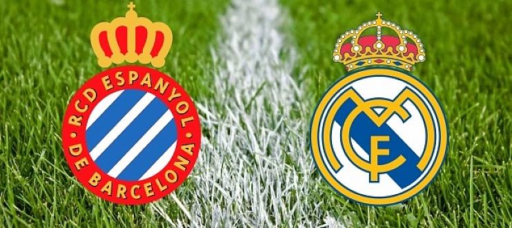 بث مباشر مباراة ريال مدريد واسبانيول اليوم السبت 12-9-2015