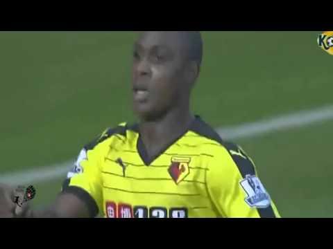 فيديو يوتيوب اهداف مباراة واتفورد وسوانزي سيتي اليوم السبت 12-9-2015 جودة عالية hd