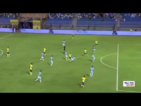 فيديو يوتيوب اهداف مباراة النصر والنهضة اليوم السبت 12-9-2015 جودة عالية hd