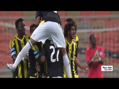 فيديو يوتيوب اهداف مباراة الاتحاد ونجران اليوم السبت 12-9-2015 جودة عالية hd