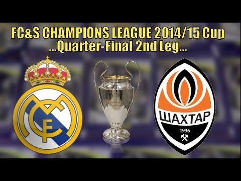 بث مباشر مباراة ريال مدريد وشاختار دونيتسك اليوم الثلاثاء 15-9-2015