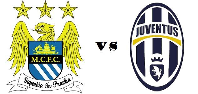 بث مباشر مباراة مانشستر سيتي ويوفنتوس اليوم الثلاثاء 15-9-2015