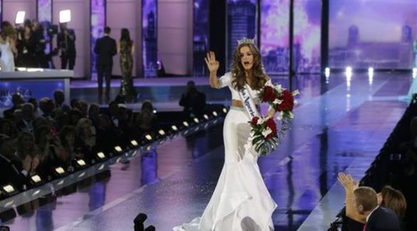 صور بيتي كانتريل ملكة جمال أمريكا 2016 , أحدث صور بيتي كانتريل 2016