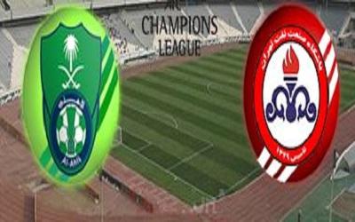 موعد وتوقيت مشاهدة مباراة الاهلي الإماراتي ونفط طهران اليوم الاربعاء 16-9-2015