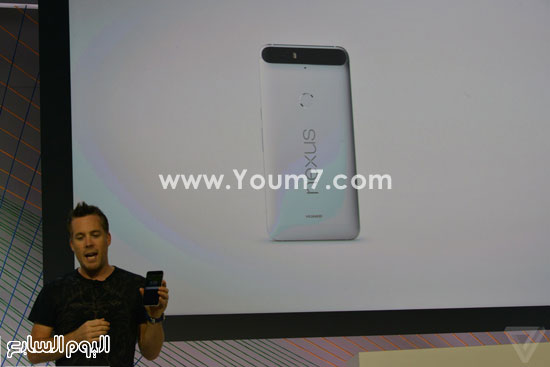 رسميا صور ومواصفات هاتف Nexus 6P الجديد 2015