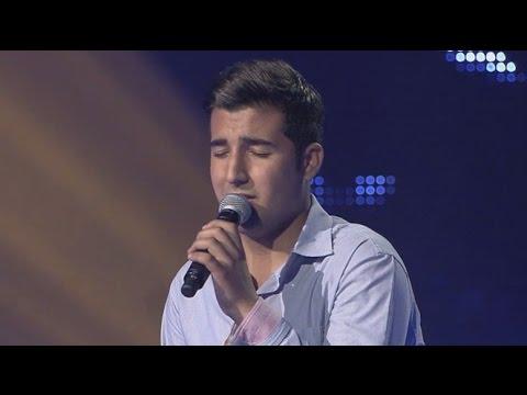 يوتيوب اغنية أمانة عليك ريان جريرة في برنامج احلى صوت ذا فويس اليوم السبت 17-10-2015 Mp3