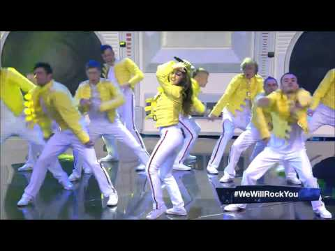 ������ ����� ����� We Will Rock You ���� ������ ������ ���� �� ���� ������� 11 ����� ����� 17-10-2015