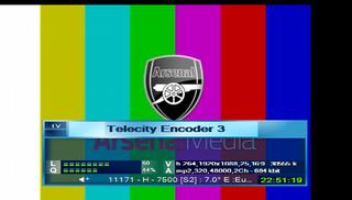 شفرة فيد Arsenal TV == شفرة فيد لقناة Arsenal TV 24.5°W [4:2:2], 7°E اليوم الاحد 18/10/2015
