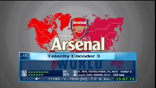 ���� ��� ���� Arsenal TV ����� ����� 17/12/2015