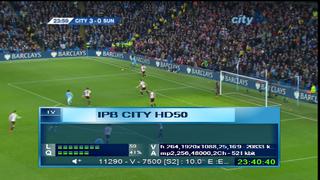 ���� ��� ���� Man City TV @ Eutelsat 10�E / Asiasat 100.5�E ����� ����� 27/12/2015
