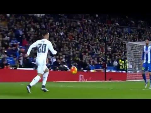 فيديو يوتيوب اهداف مباراة  مدريد واسبانيول اليوم الاحد 31-1-2016 جودة عالية hd