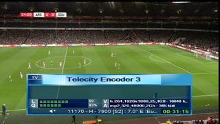 ���� ��� Arsenal TV 24.5�W [4:2:2], 7�E ����� �������� 3/2/2016