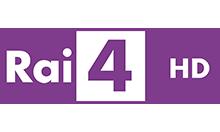 قناة RAI 4 HD جديد القمر Hot Bird 13B/13C/13D @ 13° East اليوم الاربعاء 10/2/2016
