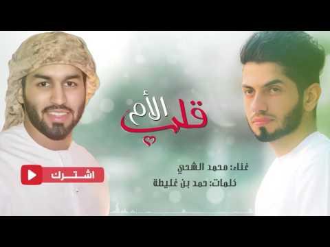 كلمات اغنية قلب الأم محمد الشحي 2016 مكتوبة