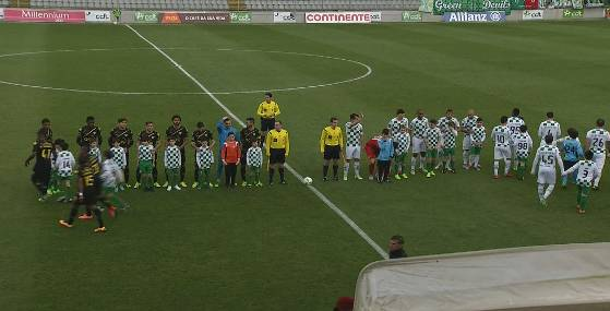 ����� ��� ������ ��������� portugese football @ 10�e, 16�e, 12.5�w ����� ������� 29/2/2016
