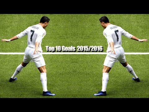 بالفيديو افضل 10 اهداف سجلها كريستيانو رونالدو في موسم 2016