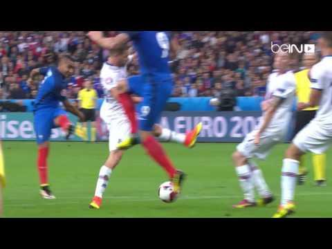 فيديو يوتيوب اهداف مباراة فرنسا وايسلندا اليوم الاحد 3-7-2016 جودة عالية hd - يورو 2016