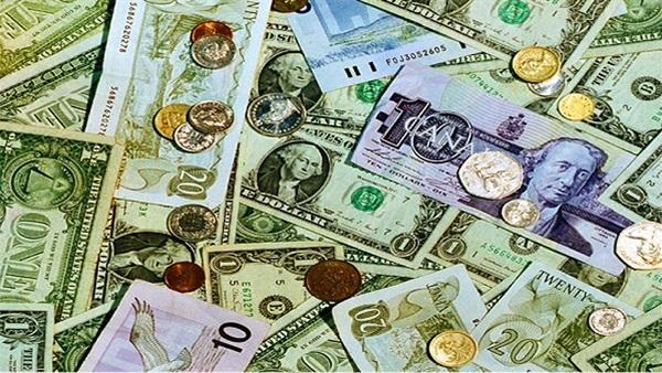 أسعار العملات الاجنبية في مصر اليوم الاثنين 19-9-2016