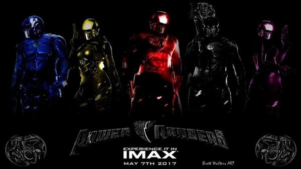 �������� ����� ������ ���� ������ Power Rangers