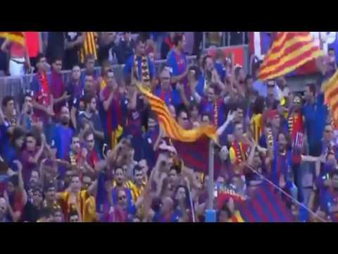 فيديو يوتيوب اهداف مباراة برشلونة وديبورتيفو لاكورونيا اليوم السبت 15-10-2016 جودة عالية hd