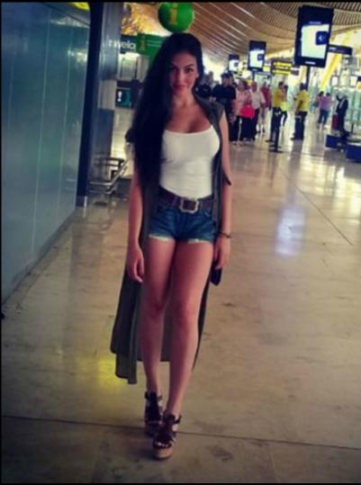 صور جورجينا رودريجيز 2017 , صور حبيبة كريستيانو رونالدو 2017