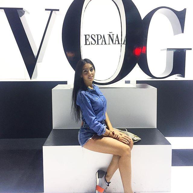 صور جورجينا رودريجيز 2017/2018