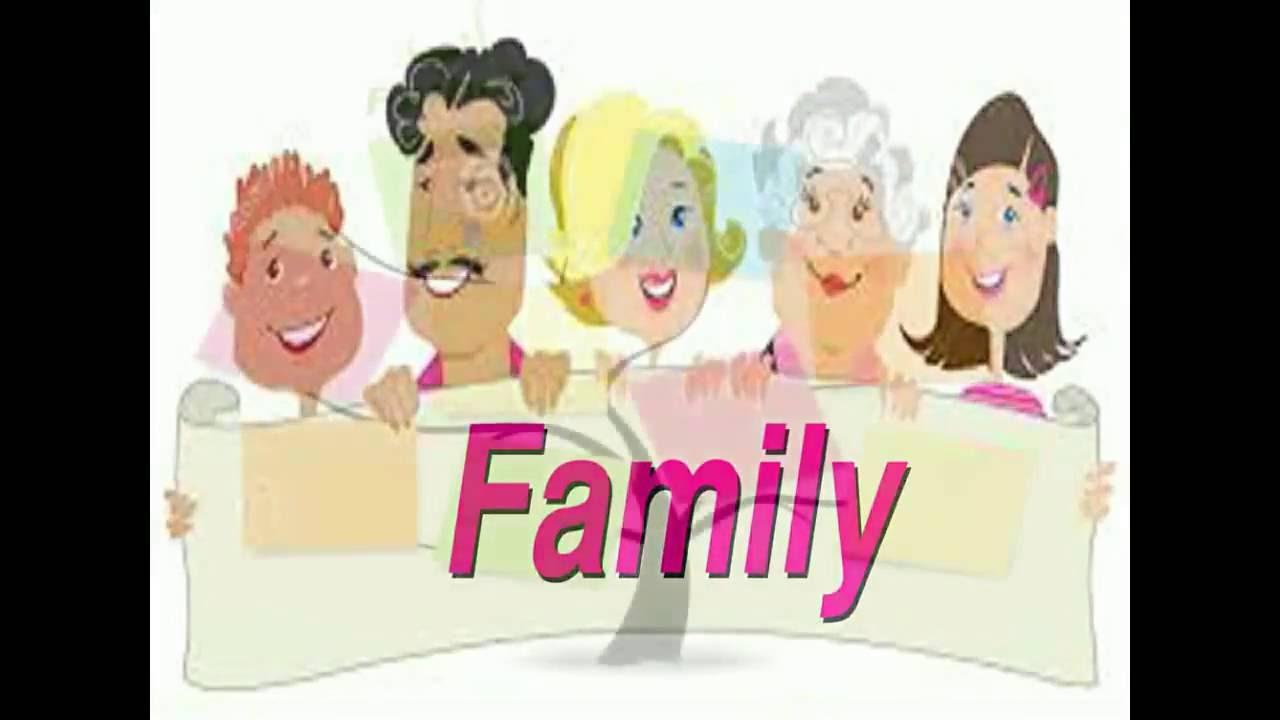 صور افرد العائلة بالانجليزي 2017/2018