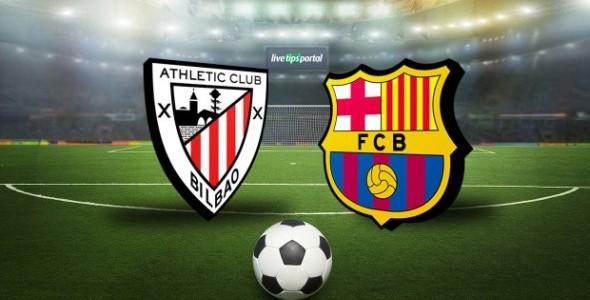 مجانا تردد القنوات الناقلة لمباراة برشلونة وأتلتيك بيلباو اليوم السبت 28-10-2017