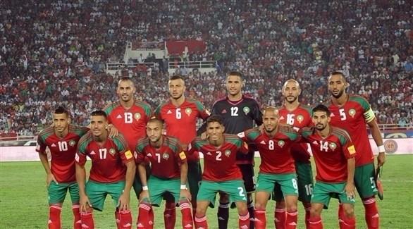 بشكل رسمي المغرب العالم 2018