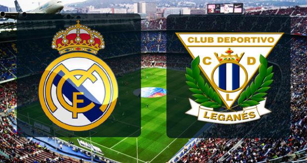 بث مباشر مباراة ريال مدريد وليغانيس اليوم الخميس 18-1-2018 #ريال_مدريد_ليغانيس