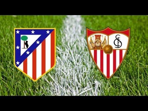 بث مباشر مباراة اشبيلية واتليتكو مدريد اليوم الثلاثاء 23-1-2018 #اشبيلية_اتليتكو_مدريد