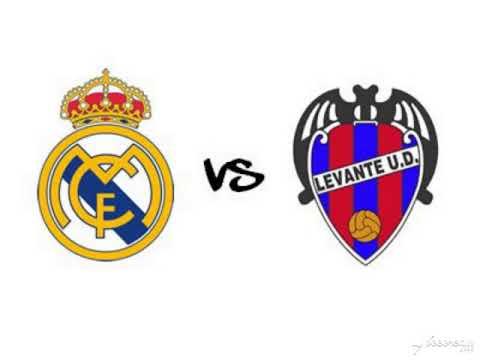 موعد وتوقيت عرض مباراة ريال مدريد وليفانتي اليوم السبت 3-2-2018