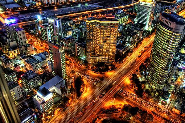 [صور السياحة] مدينة Korean