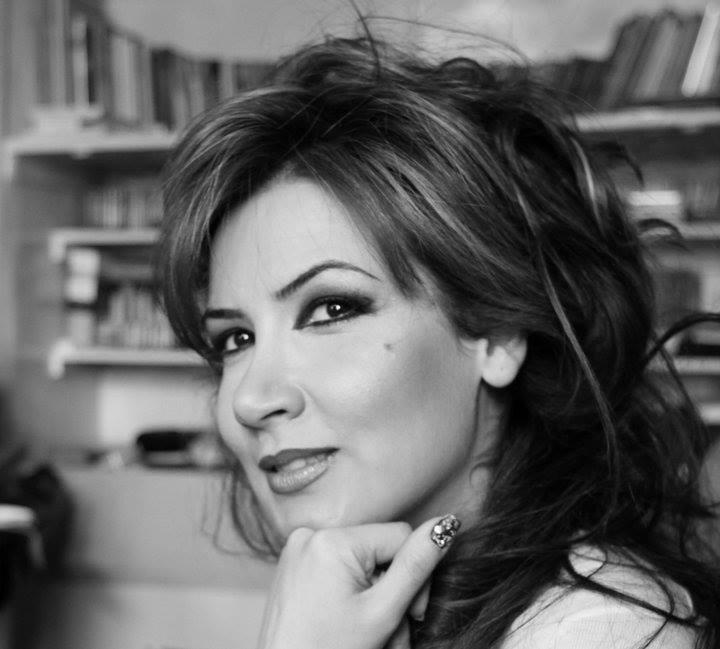 من هي إيمان سعيد كاتبة مسلسل خمسة ونص 2019