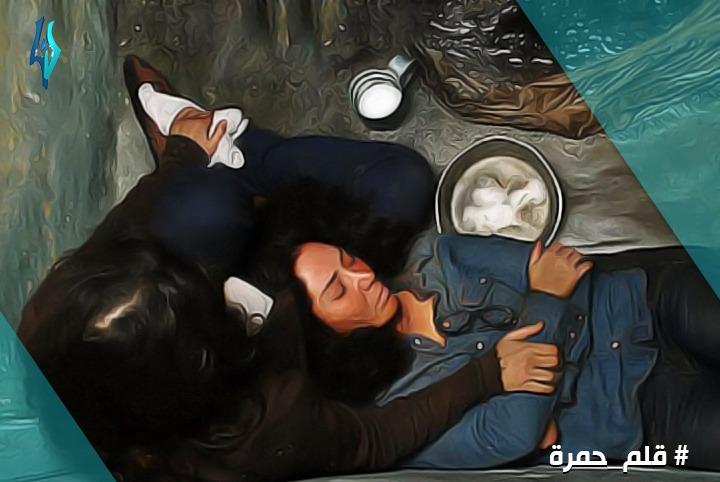موعد وتوقيت عرض مسلسل قلم حمرة على قناة لنا السورية 2019