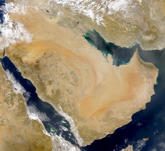 أخبار وحالة الطقس السعودية اليوم