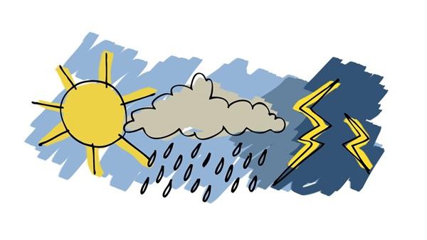أخبار وحالة الطقس اليوم 16-12-2019