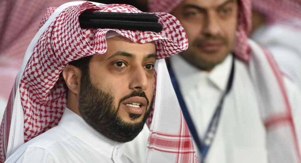 تعليق تركي آل الشيخ بعد خسارة الهلال اليوم